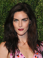 NEW YORK, NY - NOVEMBER 07: Hilary Rhoda attends 13th Annual CFDA/Vogue Fashion Fund Awards at Spring Studios on November 7, 2016 in New York City. Photo by John Palmer/ MediaPunch