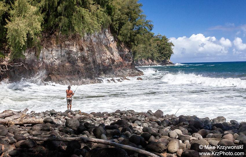 20120923 0330 jpg mike krzywonski photography for Fishing big island hawaii
