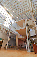 The Morgan Library &amp; Museum, designed by architect Renzo Piano, Manhattan, New York City, New York, USA