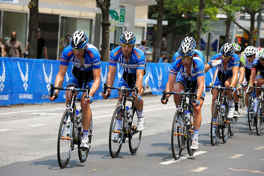 The Air Force Cycling Classic - Clarendon Cup at Arlington, VA on Saturday, June 11, 2011. Alan P. Santos/DC Sports Box