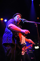 LONDON, ENGLAND - OCTOBER 28: Big Boy Bloater performing at Bluesfest 2016, Brooklyn Bowl at the O2 Arena on October 28, 2016 in London, England.<br /> CAP/MAR<br /> &copy;MAR/Capital Pictures /MediaPunch ***NORTH AND SOUTH AMERICAS ONLY***
