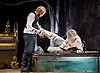 The Toad Knew <br /> James Thierree / Compagnie du Hanneton <br /> at Sadler's Wells, London, Great Britain <br /> Press photocall <br /> 3rd may 2017 <br /> <br /> Herve Lassince <br /> <br /> James Thierree<br /> <br /> <br /> <br /> <br /> <br /> <br /> <br /> <br /> Photograph by Elliott Franks <br /> Image licensed to Elliott Franks Photography Services