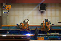 Cutting plasma machine