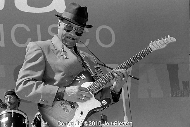 Hubert Sumlin, Sept. 21, 1997