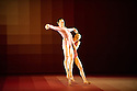Wayne McGergor/Random Dance presents ATOMOS in its world premiere at Sadler's Wells, from Wednesday 9th October to Saturday 12th October 2013. The dancers are: Alvaro Dule,<br /> Anna Nowak,<br /> Catarina Carvalho,<br /> Daniela Neugebauer,<br /> Fukiko Takase,<br /> James Pett,<br /> Michael-John Harper,<br /> Travis Clausen-Knight, Jessica Wright and Louis McMiller. Photograph &copy; Jane Hobson.