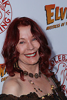 HOLLYWOOD, CA - OCTOBER 18: Pamela Des Barres attends the launch party for Cassandra Peterson's new book 'Elvira, Mistress Of The Dark' at the Hollywood Roosevelt Hotel on October 18, 2016 in Hollywood, California. (Credit: Parisa Afsahi/MediaPunch).