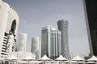 Qatar - Doha - Financial District
