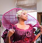 NeNe Leakes 'Cinderella'  Costume Fitting