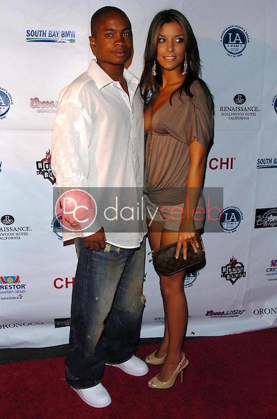 Sam Jones III and guest<br />at A Midsummer Night's Glam Jam Fashion Show. House of Blues, West Hollywood, CA. 07-08-06<br />Scott Kirkland/DailyCeleb.com 818-249-4998