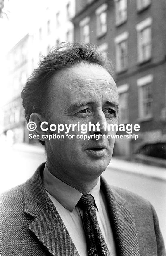 Captain James Kelly, former army officer, Rep of Ireland, who was found not - Kelly-James-Captain-197206000358b