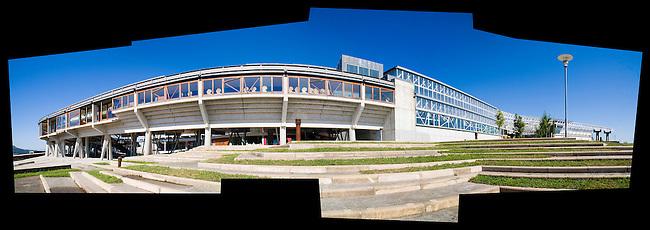 Aulario Universidad de Vigo - Vigo - EMBT Enric Miralles Benedetta Tagliabue