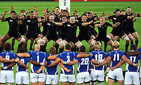 New Zealand v Namibia