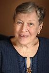 Paula Fox at home in Brooklyn, U.S.A.