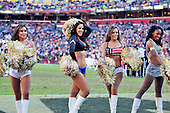 Washington Redskins Cheerleaders perform at the two minute warning in a tribute to our nation's military against the New England Patriots at FedEx Field in Landover, Maryland on Sunday December 11, 2011.  The Patriots won the game 34 - 27..Credit: Ron Sachs / CNP.(RESTRICTION: NO New York or New Jersey Newspapers or newspapers within a 75 mile radius of New York City)