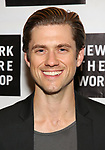 Aaron Tveit attends New York Theatre Workshop's 2017 Spring Gala at the Edison Ballroom on May 15, 2017 in New York City.