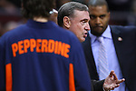 Pepperdine 1011 BasketballM vs USF