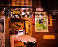 "Po' Monkey's Lounge, near Merigold MS. Selections for the series ""Along the Blues Highway"". Copyright © all rights reserved. No reproduction without expressed written consent."