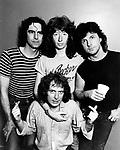 Fastway 1983 Charlie McCracken, Dave King, Jerry Shirley and Fast Eddie Clarke....