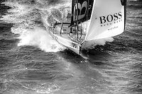 Alex Thomson Racing - Hugo Boss - Aerial