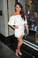 Elizabeth &quot;Lizzie&quot; Cundy at the Diva Magazine relaunch party, The Club at The Ivy, West Street, London, England, UK, on Thursday 11 August 2016.<br /> CAP/CAN<br /> &copy;CAN/Capital Pictures / MediaPunch   *** USA and South America ONLY**