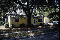 1995 September 13..Conservation.Lamberts Point...3801 Elkhorn Avenue BEFORE...NEG#.NRHA#..