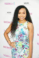 LOS ANGELES, CA - JULY 28: Genneya Walton attends the Teen Choice Awards Per-Party at Hyde Sunset on July 28, 2016 in Los Angeles, CA. Credit: Koi Sojer/Snap'N U Photos/MediaPunch