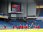 220711 Rangers training