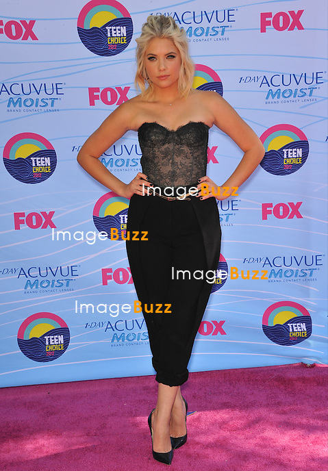 Ashley Benson at the 2012 Teen Choice Awards at the Gibson Amphitheatre, Universal City..July 23, 2012  Los Angeles, CA.
