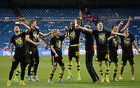 Fussball Champions League 2012/13: Real Madrid - Borussia Dortmund