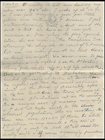 BNPs.co.uk (01202 558833)<br /> Pic: IAALtd/BNPS <br /> <br /> ***Use Full Byline***<br /> <br /> Page fifteen of Edward VIII letter. <br /> <br /> A remarkable letter written by controversial monarch Edward VIII that exposes him as an ungrateful, sexist and racist prince has come to light.<br /> The Prince of Wales, who later became the first King to voluntarily abdicate, told of the 'miserable and loathsome' time he was having on a Caribbean cruise.<br /> He visited Barbados in 1920 in what was supposed to be a diplomatic trip of the British Empire but he described the tropical paradise as a 'bum place'.<br /> The Royal reported the local scenery as being 'ugly' and he found the 'coloured population' to be 'revolting'.<br /> The letter is being sold on Saturday in London.