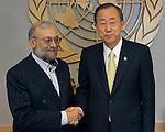 UN Iranian Minister Nov 19 2010