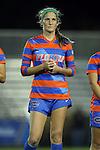 22 November 2013: Florida's Caroline Triglia. The University of Florida Gators played the Duke University Blue Devils at Koskinen Stadium in Durham, NC in a 2013 NCAA Division I Women's Soccer Tournament Second Round match. Duke won the game 1-0.