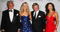 BEVERLY HILLS, CA, USA - OCTOBER 11: George Hamilton, Alana Stewart, Nigel Lythgoe, Sofia Milos arrive at the 2014 Carousel Of Hope Ball held at the Beverly Hilton Hotel on October 11, 2014 in Beverly Hills, California, United States. (Photo by Celebrity Monitor)