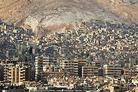 Damascus Cityscape
