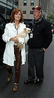 MAY 19 Susan Sarandon arrives at The Today Show