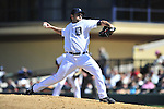 5 March 2009: Detroit Tigers' pitcher Juan Rincon on the mound during a Spring Training game against the Washington Nationals at Joker Marchant Stadium in Lakeland, Florida. The Tigers defeated the visiting Nationals 10-2 in the Grapefruit League matchup. Mandatory Photo Credit: Ed Wolfstein Photo