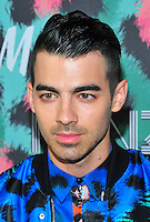 NEW YORK, NY - OCTOBER 19: Joe Jonas attends KENZO x H&M - Arrivals at Pier 36 on October 19, 2016 in New York City. Credit: John Palmer / MediaPunch