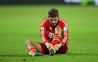 FUSSBALL   1. BUNDESLIGA   SAISON 2012/2013    22. SPIELTAG VfL Wolfsburg - FC Bayern Muenchen                       15.02.2013 Thomas Mueller (FC Bayern Muenchen)