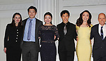 Figure Skating in Harlem celebrates 20 years - Champions in Life benefit Gala on May 2, 2017 honoring Sasha Cohen, and Curtis McGraw Webster and presenting Scott Hmailto with The Power of Inspiration Award at 583 Park Avenue, New York City, New York. Attending are Sasha Cohen, Alex and Maia Shibutani, Nathan Chen, Meryl Davis, Scott Hamilton. (Photo by Sue Coflin/Max Photos)
