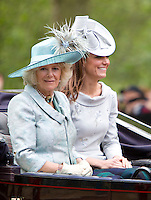 Trooping of the Colour 2012