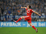 Fussball, Bundesliga 2009/10: FC Schalke 04 - FC Bayern Muenchen