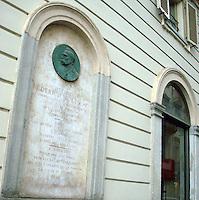 ricordo della presenza a Torino del filosofo Frederic Nietzsche