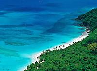 Cinnamon Bay<br /> Virgin Islands National Park<br /> St. John<br /> U.S. Virgin Islands