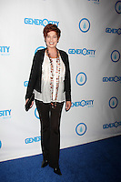 LOS ANGELES - MAY 4:  Carolyn Hennesy arrives at the 4th Annual Night of Generosity Gala Event at Hollywood Roosevelt Hotel on May 4, 2012 in Los Angeles, CA