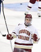 Kevin Hayes (BC - 12) - The Boston College Eagles defeated the visiting University of Toronto Varsity Blues 8-0 in an exhibition game on Sunday afternoon, October 3, 2010, at Conte Forum in Chestnut Hill, MA.