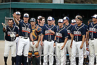 SAN ANTONIO, TX - MARCH 10, 2009: The Illinois State University Redbirds vs. The University of Texas at San Antonio Roadrunners Baseball at Roadrunner Field. (Photo by Jeff Huehn)