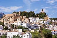 Iglesias del Carmen & Santa Maria, Antequera, Spain