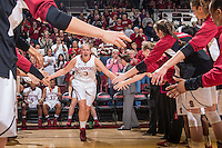 Stanford, CA, December 16, 2013.Stanford Women's Basketball versus New Mexico at Stanford. Stanford won 75-41