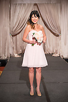 """""""Unveiled"""" bridal fashion show and fair by St. Louis Magazine at Four Season Hotel in St. Louis, MO on Jan 19, 2014."""