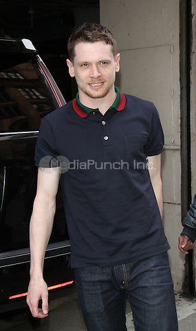 05 09, 2016: Jack O'Connell at AOL BUILD to talk about his new movie Money Monster in New York. Credit:RW/MediaPunch